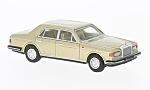 ROLLS ROYCE silver spirit Mark I, metallic-light beige