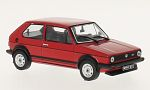 VW Golf 1 GTI, red