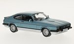 FORD Capri MKIII 2.8 Injection, metallic-Blå/silver