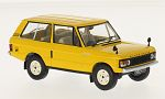 LAND ROVER Range Rover 3.5, yellow, RHD