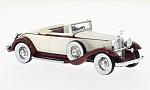 PACKARD 902 Standard Eight Convertible, light beige/red
