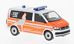 VW T6 Multivan, emergency doctor fire brigade Wolsburg