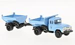 ZIL 130, light blue