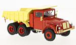 TATRA 147 DC-5, red/light yellow