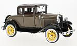 FORD Model a Coupe, brown