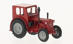 PIONIER tractor , red