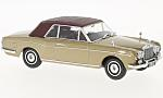 ROLLS ROYCE Corniche Convertible, metallic-dunkelbeige/matt-dark red, RHD
