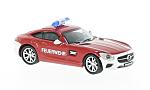MERCEDES AMG GT Southern, fire brigade