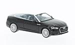 AUDI A5 Convertible, metallic-black
