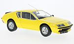 RENAULT alpine A310, yellow