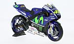 YAMAHA YZR-M1, No.46, MoviStar Yamaha, MotoGP, test