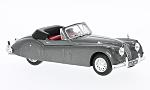 JAGUAR XK140, metallic-grey, RHD