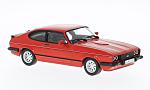 FORD Capri MKIII 2.8i, red