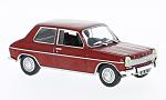 SIMCA 1100 GLS, dark red