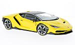 LAMBORGHINI Centenario, metallic-yellow