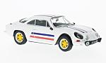 ALPINE RENAULT A110, white/Decorated