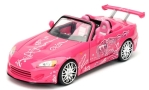 HONDA S2000 Tuning, pink/Decorated, Fast & furious