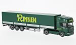 SCANIA wheels 420 Top line, Rinnen
