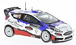 FORD Fiesta RS WRC, No.17, Rallye WM, Rally Monte Carlo