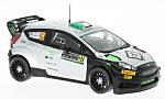 FORD Fiesta R5, No.37, Rallye WM, Rally Monte Carlo