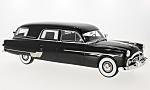 PACKARD Henney Hearse, black