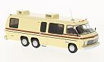 GMC Motorhome, beige/brown