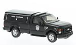 FORD F-350 XL SRW, black, Crime Scene Unit