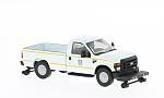FORD F-350 XL SRW, white, Union Pacific