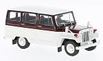 MITSUBISHI Jeep J30, white/dark red, RHD