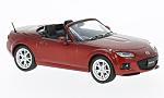 MAZDA Roadster, metallic-red, RHD