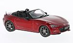 MAZDA MX-5 Roadster, metallic-red, RHD
