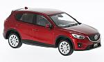 MAZDA CX-5, metallic-red, RHD