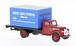 CHEVROLET Box Truck, United States Plywood