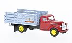 CHEVROLET Stake Bed Truck, Blue Coal