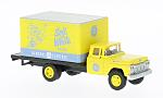 FORD Box Truck, General Electric Co. Lamp Division