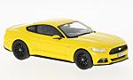 FORD Mustang GT, yellow