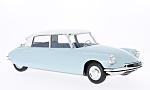 CITROEN DS 19, light blue/white