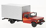 CHEVROLET Harvester-40 Box Truck, red/silver