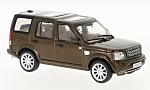 LAND ROVER discovery 4, metallic-brown