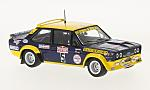 FIAT 131 Abarth, No.5, Olio Fiat, Rallye WM, Rally San Remo