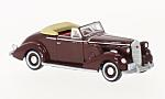 BUICK Special Convertible Coupe, dark red
