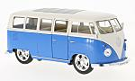 VW T1 Bus Low Rider, Bl/white