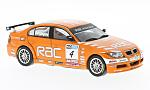 BMW 320si (E90), No.4, WSR team RAC, BTCC