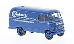 MERCEDES L 319 box wagon, Bauknecht