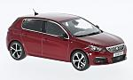 PEUGEOT 308 GT, metallic-red