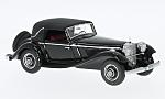 MERCEDES 290A (W18) Convertible, black