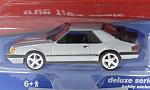FORD Mustang SVO, silver