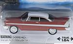 PLYMOUTH Fury, red/white, the Horrorfilm Christine