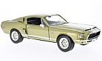 SHELBY GT-500KR, gold/white