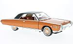 CHRYSLER Turbine Car, metallic-orange